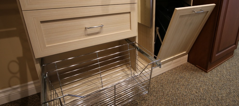New Closet Systems Available!